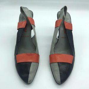 Vintage Miu Miu Sling Back Heels